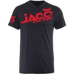 Футболка Jaco Overspray Crew red