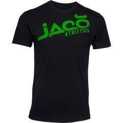 Футболка Jaco Overspray Crew green