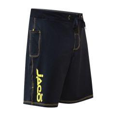 Тренировочные шорты Jaco Hybrid black - yellow