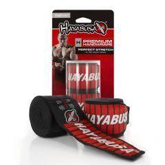 Боксерские бинты Hayabusa Perfect Stretch 2 Black