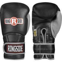 Боксерские перчатки Ringside Gel black