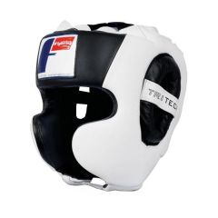 Боксерский шлем Fighting Sports Tri-Tech mex black - white