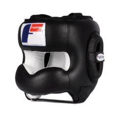 Боксерский шлем Fighting Sports с бампером