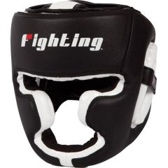 Боксерский шлем Fighting Sports S2 Gel Full black
