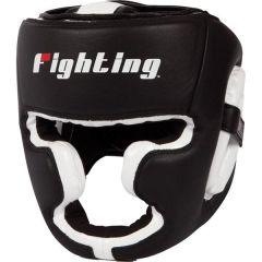 Боксерский шлем Fighting Sports S2 Gel Full black