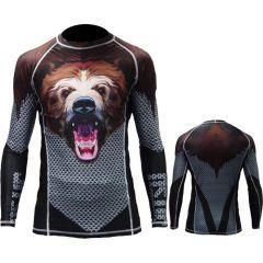 Рашгард Jitsu Медведь