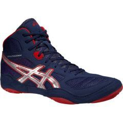 Борцовки Asics Snapdown blue - red