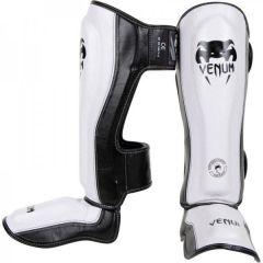 Защита голени и стопы Venum Competitor 2.0 white