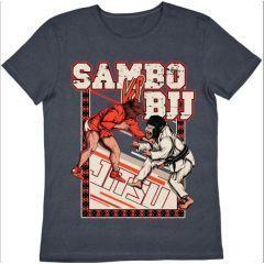 Футболка Jitsu Самбо