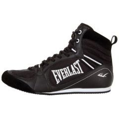 Боксерки Everlast Low-Top black