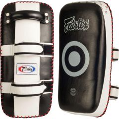 Профессиональные тайпэды Fairtex KPLC 3 black - white