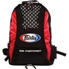 Рюкзак Fairtex BAG4 red