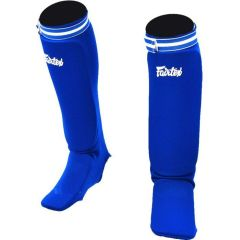 Защита голени и стопы Fairtex SPE1 blue
