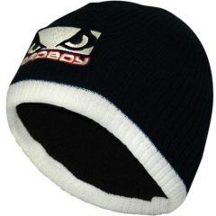 Зимняя шапка Bad Boy Ribbed black