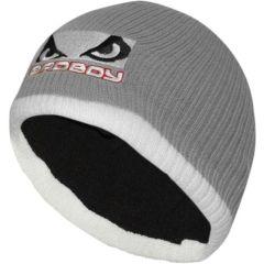 Зимняя шапка Bad Boy Ribbed gray