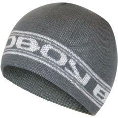 Зимняя шапка Bad Boy Stripe gray