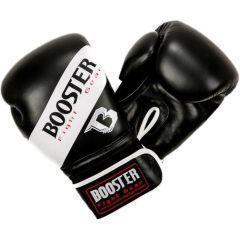 Боксерские перчатки Booster Sparring black -white