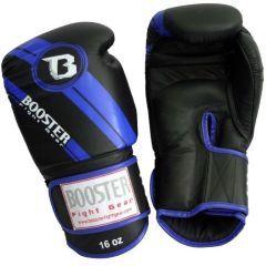 Боксерские перчатки Booster BGL-1 V3 black - blue