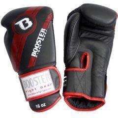 Боксерские перчатки Booster BGL-1 V3 black - red
