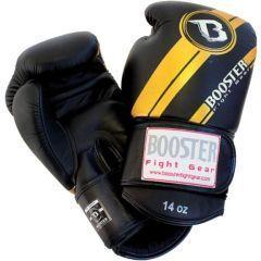 Боксерские перчатки Booster BGL-1 V3 black - gold