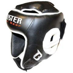 Боксерский шлем Booster HGL B BLACK