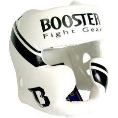 Боксерский шлем Booster BHG 1 WHITE