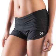 Женские тренировочные шорты Virus black