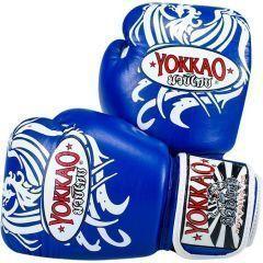 Боксерские перчатки Yokkao Phoenix blue