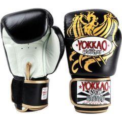 Боксерские перчатки Yokkao Phoenix black
