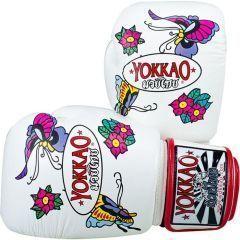 Боксерские перчатки Yokkao Butterfly