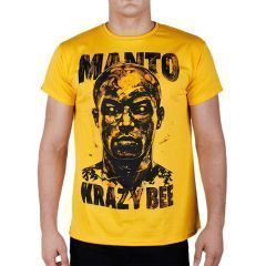 Футболка Manto x Crazy Bee yellow