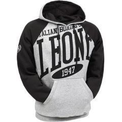 Толстовка Leone white - black