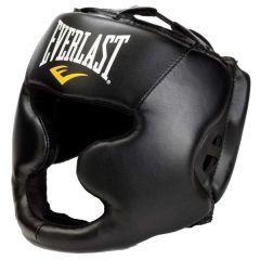 Боксерский шлем Everlast MMA Headgear black