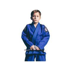 Детское кимоно (ГИ) для БЖЖ JITSU синее