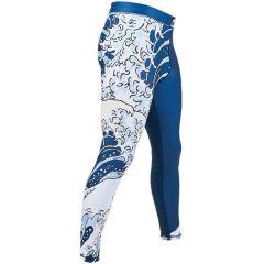 Компрессионные штаны Manto Waves