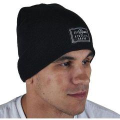 Зимняя шапка manto athletic black