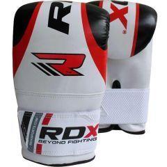 Снарядные перчатки RDX white -black