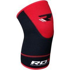 Наколенник RDX black - red