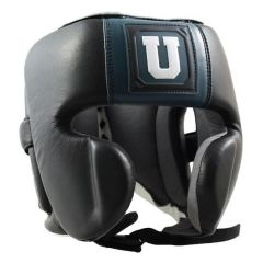 Боксерский Шлем Ultimatum Boxing Gen3Mex black - white