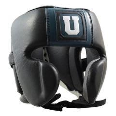 Боксерский Шлем Ultimatum Boxing Gen3Mex black - white