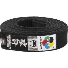 Пояс для кимоно (каратэги) Venum Black