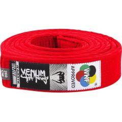 Пояс для кимоно (каратэги) Venum Red