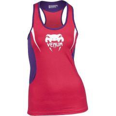 Женская тренировочная футболка Venum Body Fit pink