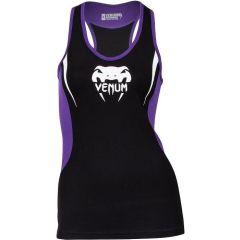 Женская тренировочная футболка Venum Body Fit black