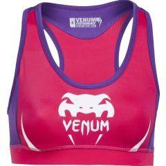 Женский тренировочный топик Venum Fit Top pink