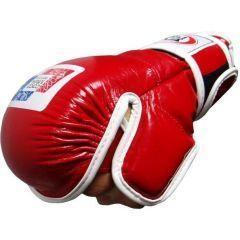 MMA перчатки Fairtex FGV15 red
