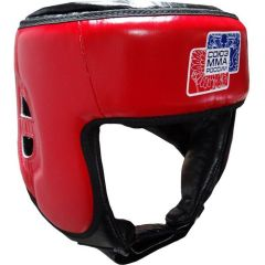 Шлем Fairtex HG10 red