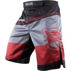 ММА шорты Hayabusa Kyoudo Prime red