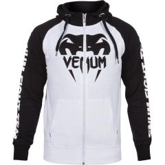Толстовка Venum Pro Team 2.0 black - white
