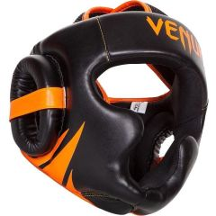 Боксерский шлем Venum ChallenGer 2.0 black orange